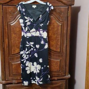 Karen Millen Sheath Dress Size 4 US Fits like a 2